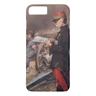 French General Joseph Gallieni by Ferdinand Roybet iPhone 7 Plus Case