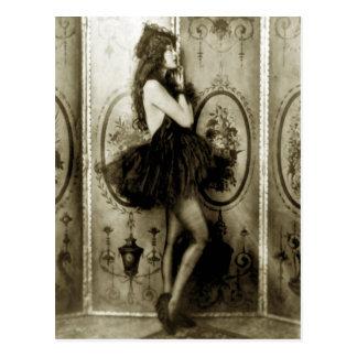 French Girls Photo Postcards