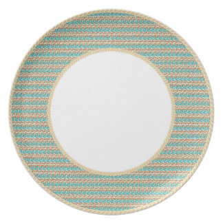 French-Golden-Weave-Beautiful-Everyday-Dinnerware Plate