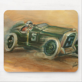 French Grand Prix Racecar by Ethan Harper Mouse Pad