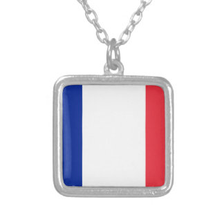 French Guiana Silver Plated Necklace