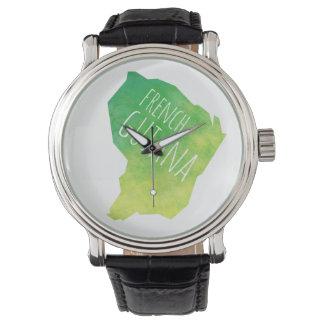 French Guiana Watch