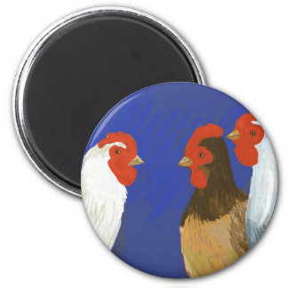 french hens magnet