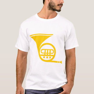 French Horn - Amber T-Shirt