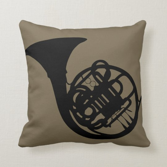 French Horn Cushion