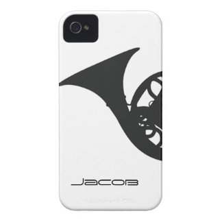French Horn iPhone 4 Case