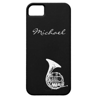 French Horn iPhone 5 Covers
