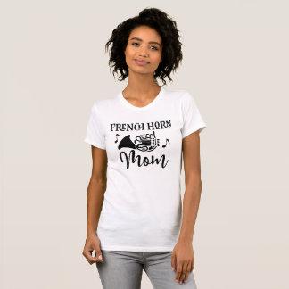 French Horn Mum Marching Band Music Shirt