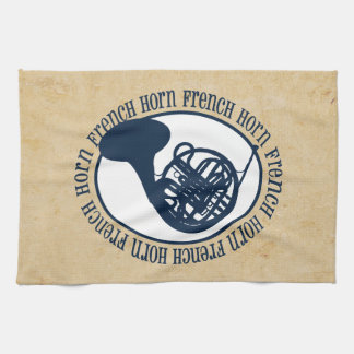 French Horn Towels