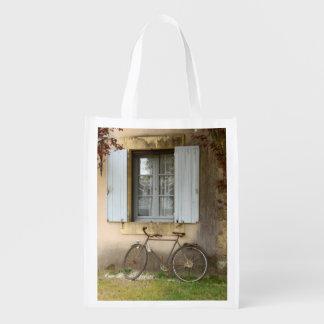 French House Reusable Bag