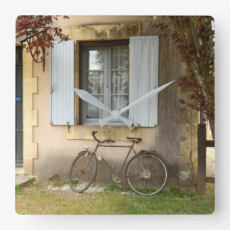 French House Wall Clock