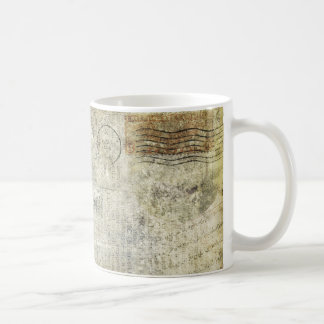 French Letter Coffee Mug