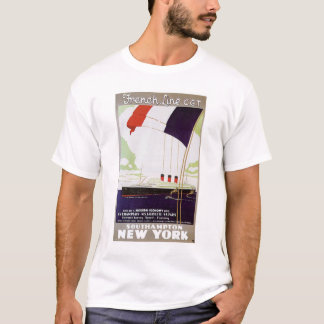 French Line CGT T-Shirt