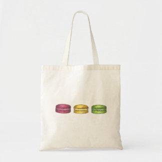 French Macaron Cookies Tote Bag
