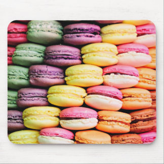 French macaron mouse pad