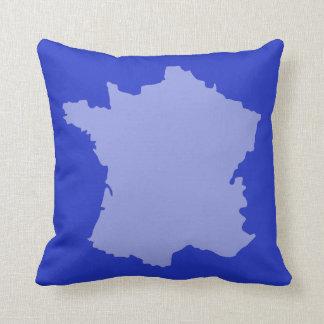 French Map design Cushion