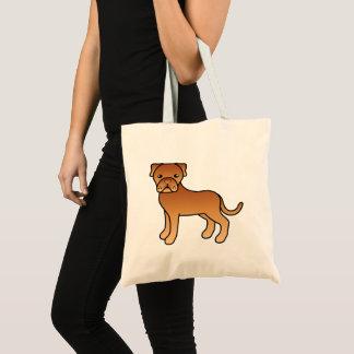 French Mastiff Dogue De Bordeaux Dog Tote Bag