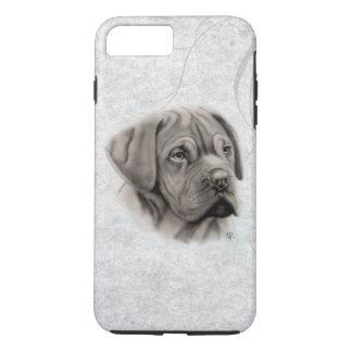 French Mastiff Portrait iPhone 7 Plus Case
