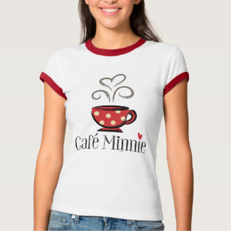 French Mickey | Café Minnie T-Shirt