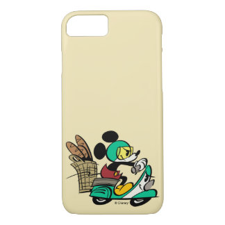 French Mickey | Vespa iPhone 8/7 Case