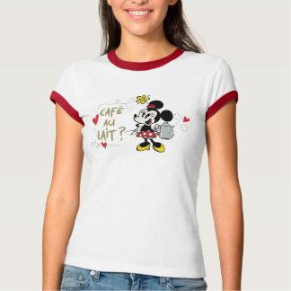 French Minnie | Café au Lait? T-Shirt