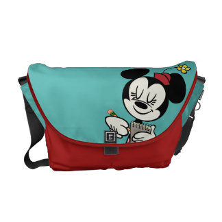 French Minnie | Waitress Courier Bag