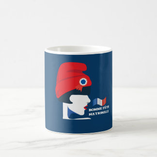 French National Day or The Fourteenth of July mug