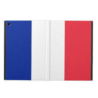 French National Tricolour Flag iPad Case