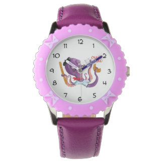 French Octopus Watch