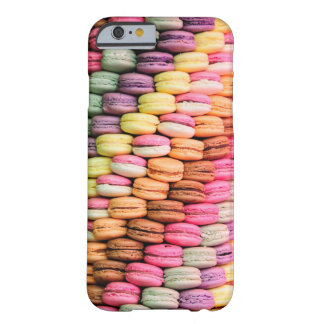 French Paris Bakery Macarons Barely There iPhone 6 Case