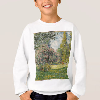 French park during the day sweatshirt