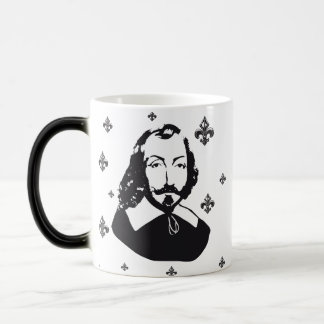 French people Quebec Samuel Champlain quotation Magic Mug