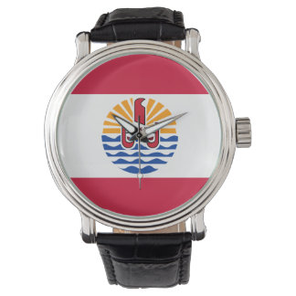 French Polynesia Flag Watch