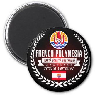 French Polynesia Magnet