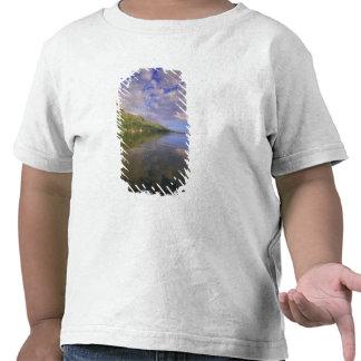 French Polynesia Moorea Cooks Bay Cruise ship 2 T-shirt