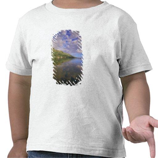 French Polynesia, Moorea. Cooks Bay. Cruise ship 2 T-shirt