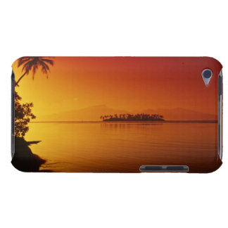 FRENCH POLYNESIA, Moorea. Sunset. Barely There iPod Cases