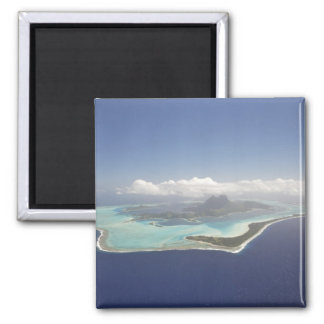 French Polynesia, Tahiti, Bora Bora. The Magnet