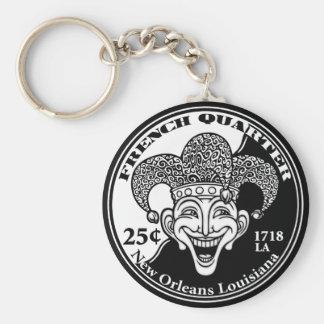 French Quarter Key Ring