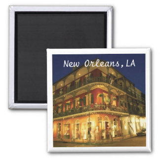 French Quarters, New Orleans Magnet
