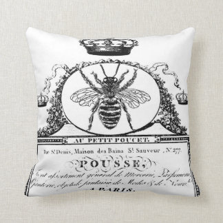 French Queen Bee Cushion