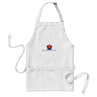 French-Queen Standard Apron