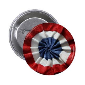 French Revolution Tricolor 6 Cm Round Badge
