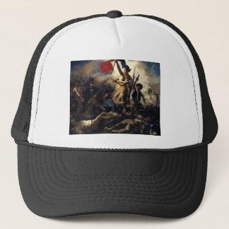 French revolution trucker hat
