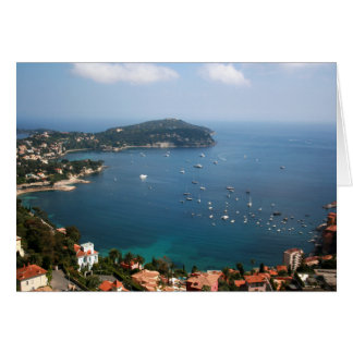French Riviera Card