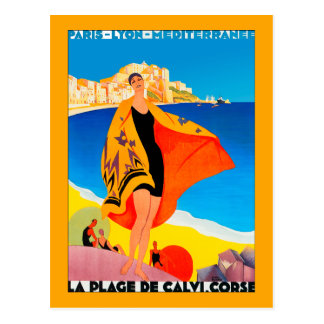 """French Riviera"" Postcards"
