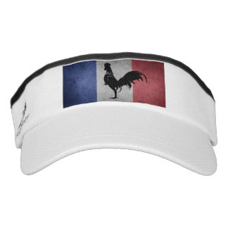 French rooster visor