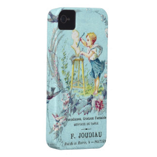 French Sculptor iPhone Case iPhone 4 Cover