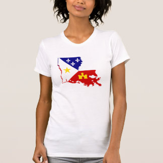 French Settlement Louisiana Acadiana Cajun Country T-Shirt
