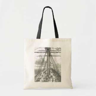French ship of the line 1800 bag
